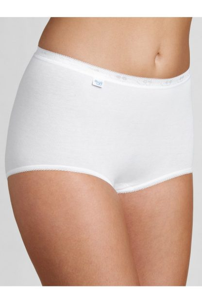 Sloggi Basic Maxi Brief White