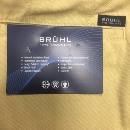 Bruhl Textured Cotton Trousers