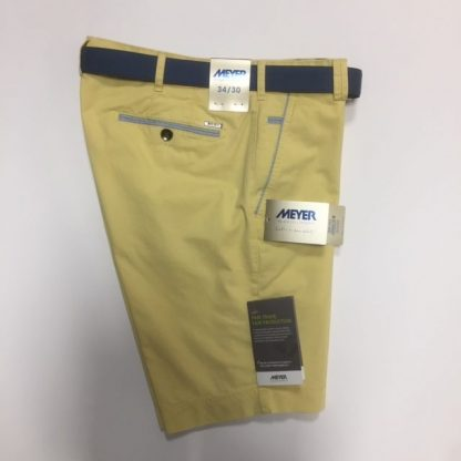 Yellow Meyer Palma Shorts