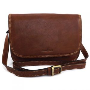 913185 Shoulder Bag Tan