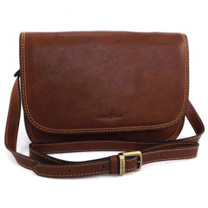 913185 Shoulder Bag Tan