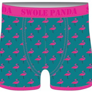 Bamboo Boxers Flamingos