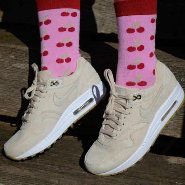 Bamboo Cherries Socks