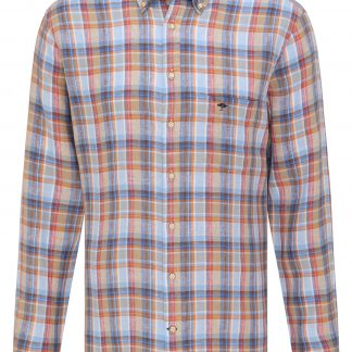 Fynch-Hatton Linen Madras Check