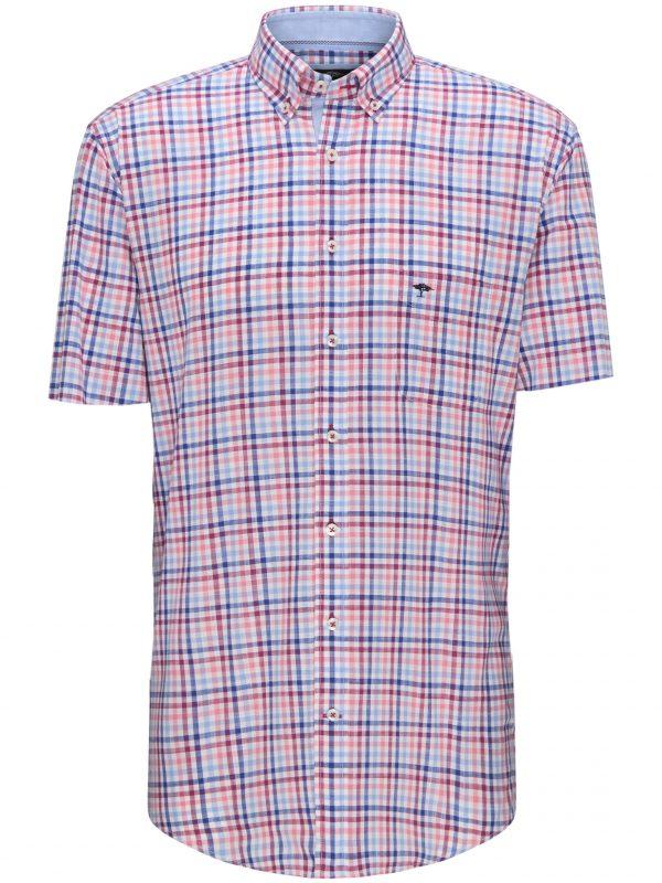 Fynch-Hatton Short Sleeve Pink