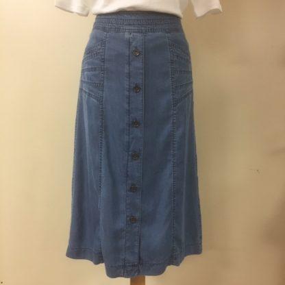 Gardeur Denim Skirt