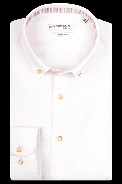 Giordano Linen White