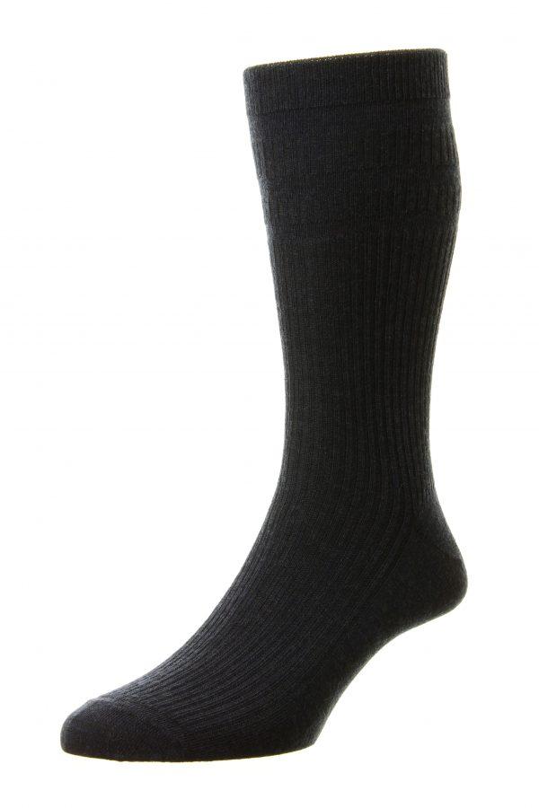 Dark Navy Wool Softop