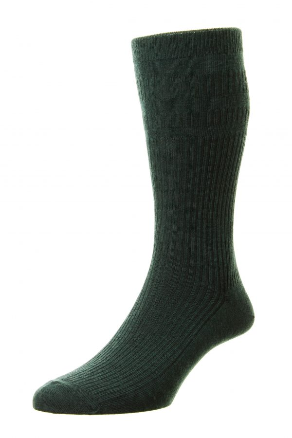 Green Wool Softop