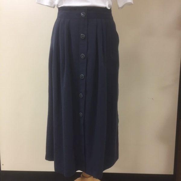 Linen Lyocell Skirt