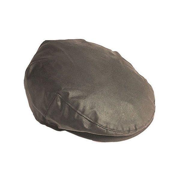 Barbour Wax Flat Cap