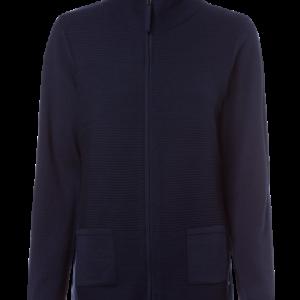 11000218-40169 Zip Cardigan Front