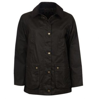 Barbour Acorn Wax Coat