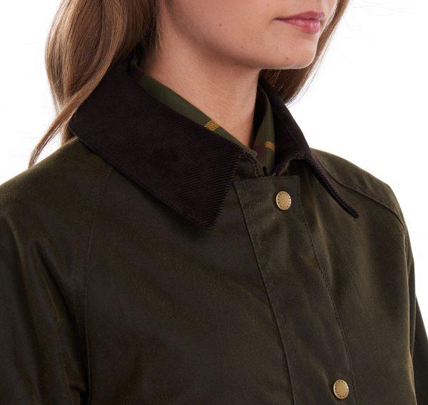 Barbour Acorn Wax Coat