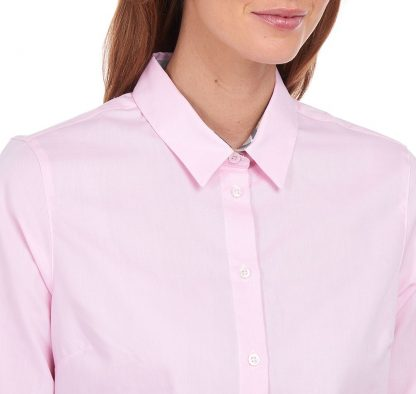 Barbour Derwent Shirt Pale Pink