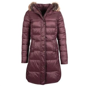 Barbour Jamison Quilted Coat