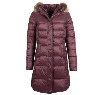 Barbour Jamison Quilted Coat