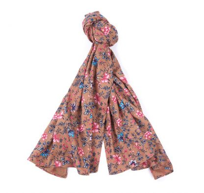 Barbour Laura Ashley Spruce Scarf