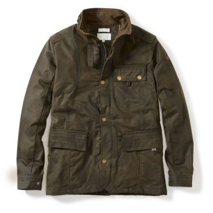Bexley Wax Jacket Brown