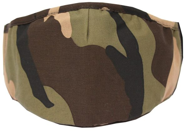 Camouflage Facemask