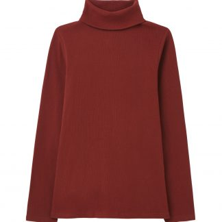 Joules Clarissa Roll Neck Ginger