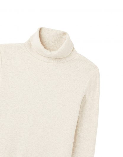 Joules Clarissa Roll Neck Oatmeal