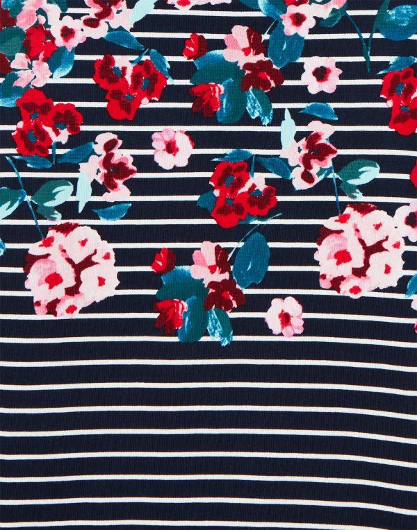 Joules Harbour Print Navy Floral