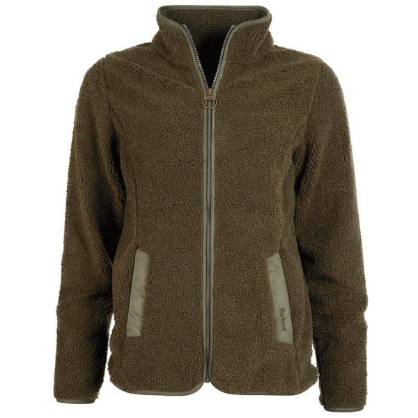 LFL0051OL51 Barbour Millhouse Fleece Olive