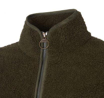 LFL0051OL51 Barbour Millhouse Fleece Olive