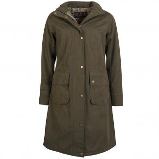 LWB0654OL52 Barbour Langley Jacket