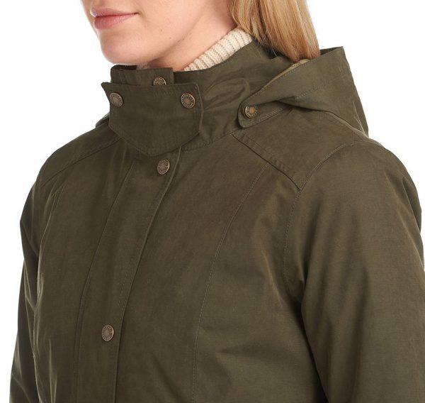 LWB0654OL52 Barbour Langley Jacket