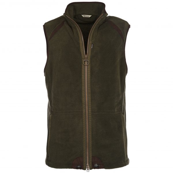 MFL0079OL71 Barbour Langdale Fleece Gilet Olive