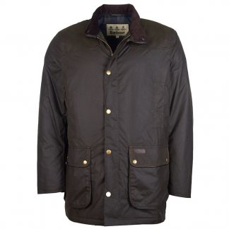 MWX1684OL71 Hartlington Was Jacket Olive