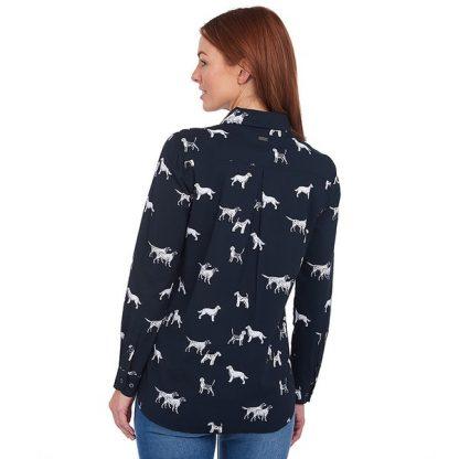 Barbour Dog Safari Shirt