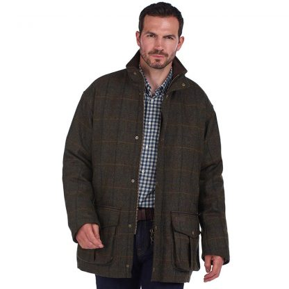 Barbour Woolsington Coat