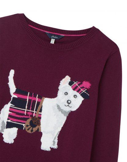 212837_PURPLDOG Joules Miranda Sweater