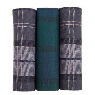 Barbour Black Watch Handkerchiefs