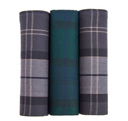 Barbour Black Watch Handkerchiefs