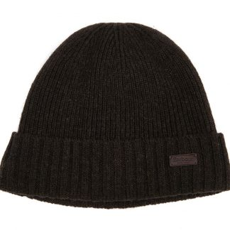 Barbour Carlton Beanie Green