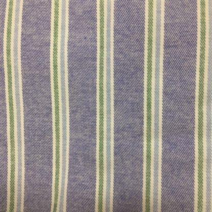 Derek Rose Blue/Green Stripe