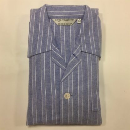 Derek Rose Warm Pyjamas