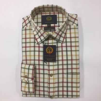Viyella Large Tattersall Check