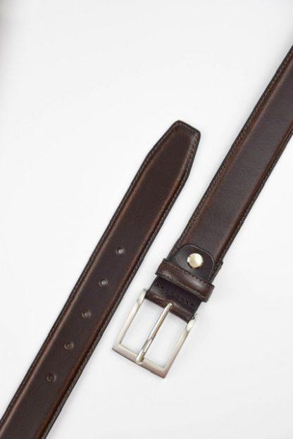 Leather Belt Brown