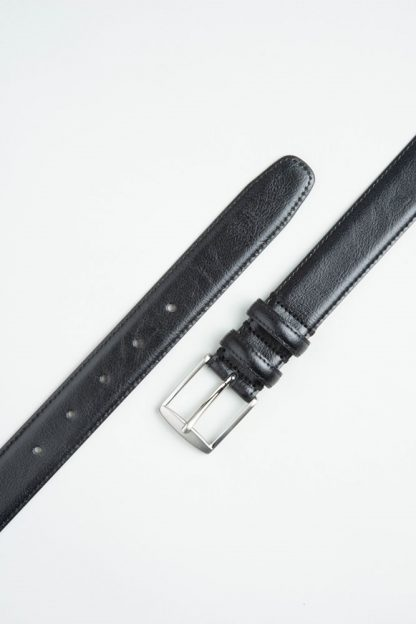 Stitched Edge Black