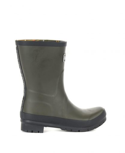 Barbour Banbury Boots Olive