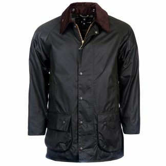 Barbour Beaufort Wax Coat Sage