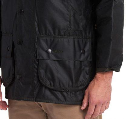Barbour Beaufort Wax Coat Sage