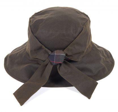 Barbour Brambling Wax Hat