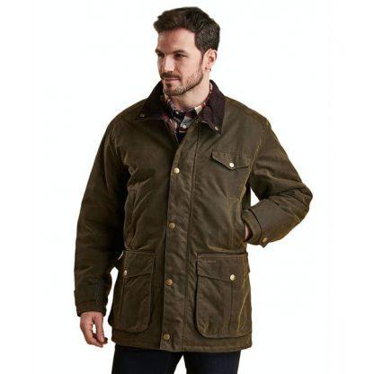 Barbour Cole Wax Coat