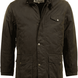Barbour Cole Wax Coat